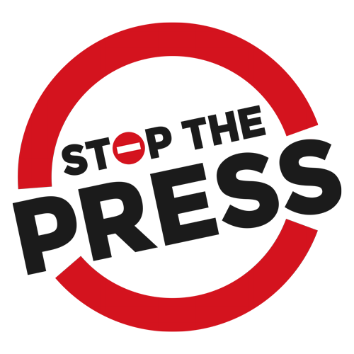 Stop the Press logo
